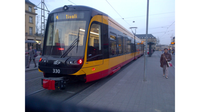 VBK and AVG Order 25 Light Rail Vehicles from Vossloh Kiepe