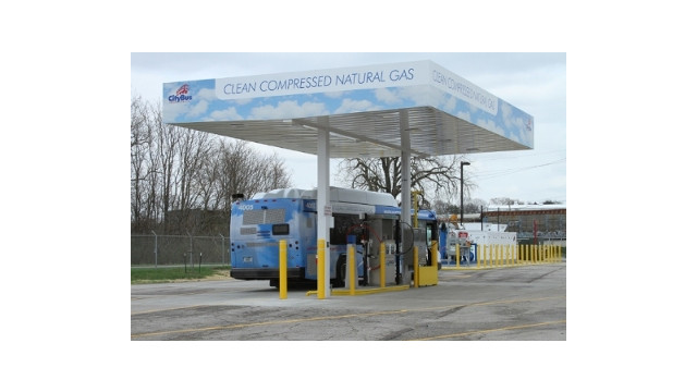 TruStar Energy Celebrates Opening of CityBus CNG Station
