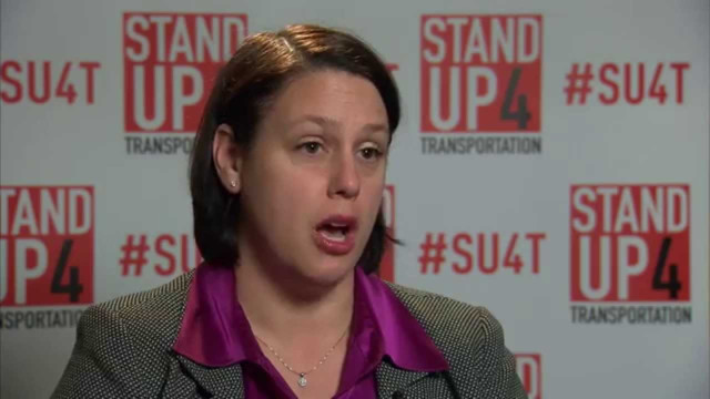 Stand Up 4 Transportation with Marnie O'Brien Primmer