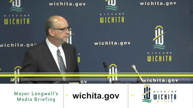 City of Wichita - Mayor Longwell's Media Briefing April 30