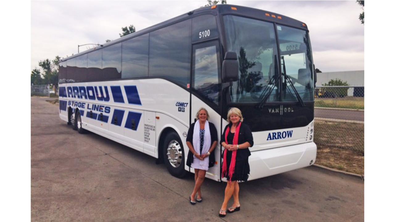 Credit Report Companies >> Arrow Gets Two Van Hool Coaches   Mass Transit