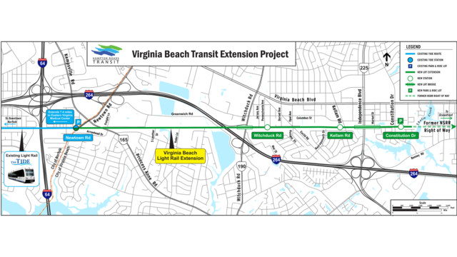 Virginia Beach Transit Extension Study