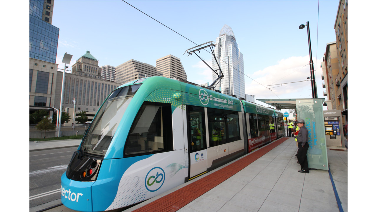 Transdev Deploys Smartdrive Rail At Cincinnati Bell Connector To Ensure Passenger And