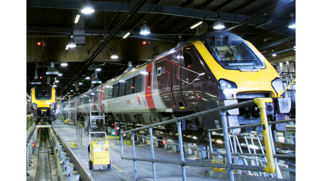 Bombardier Wins Fleet Maintenance Contract Extension From UK Operator CrossCountry Trains