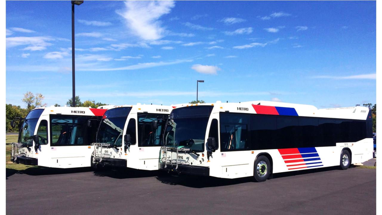 Nova Bus announces two major orders in Texas | Mass Transit