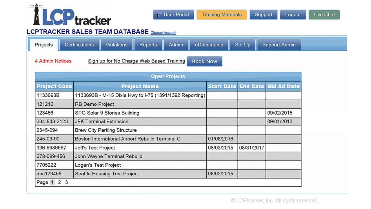 Collision Repair Center >> LCPtracker Professional | Mass Transit