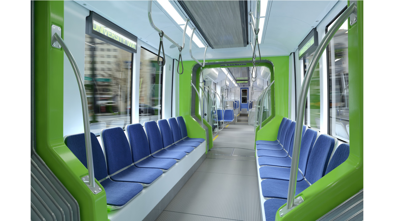 Siemens To Build 122 S70 Light Rail Vehicles For Sound