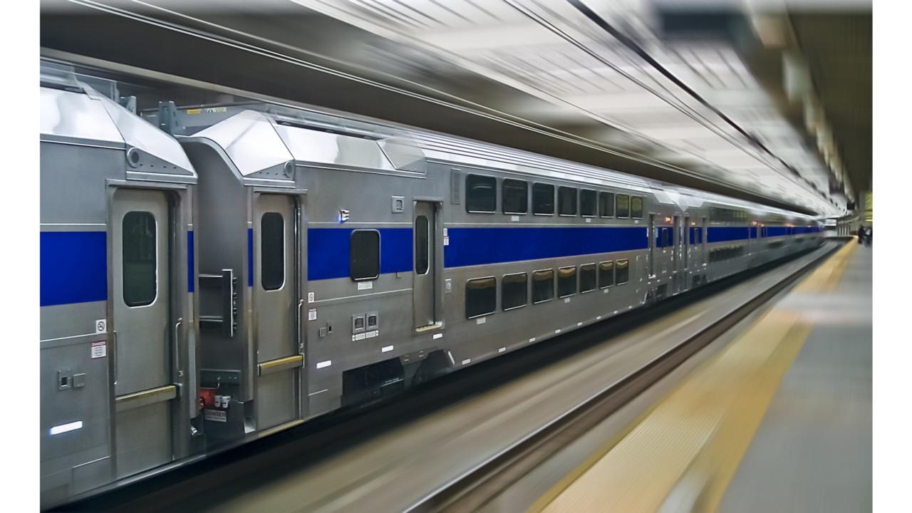 Bombardier Multilevel Vehicle Mass Transit