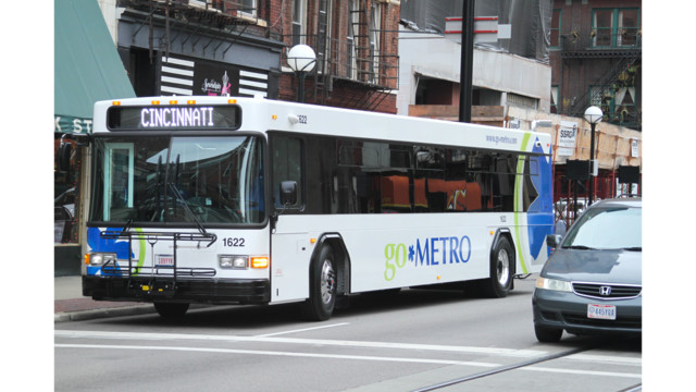 Cincinnati Metro To Roll Out New Commuter Style Buses