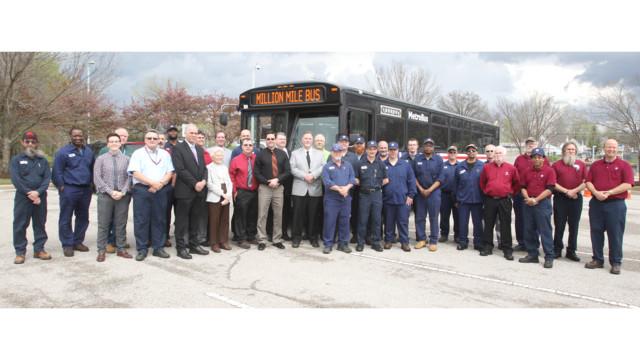 Metro St. Louis' Industry-Leading Vehicle Maintenance Program ...