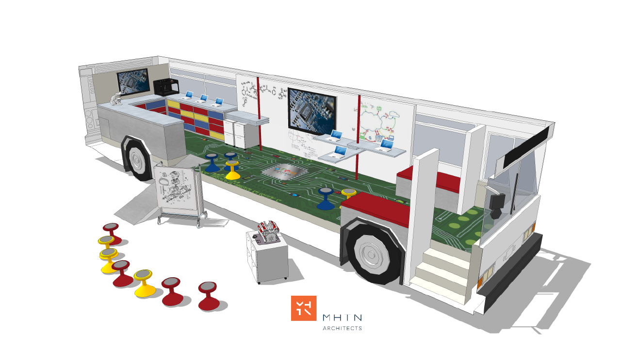 Modular Classroom Rfp ~ Ccw completes state of utah s mobile stem classroom mass