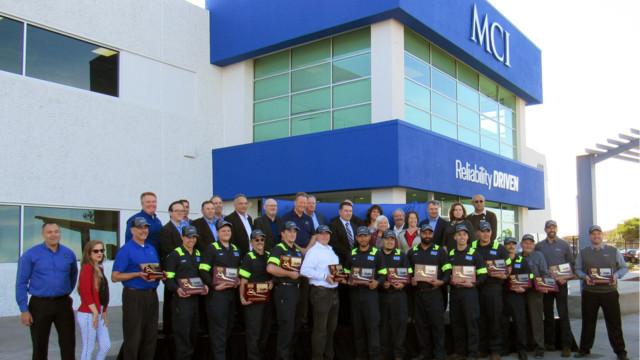 Mci opens bay area sales and service center mass transit for Coast to coast motors hayward ca