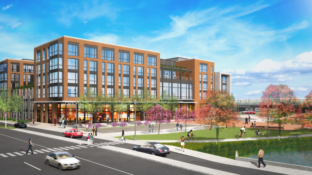 dc metro announces agreement for joint development project at college park station. Black Bedroom Furniture Sets. Home Design Ideas