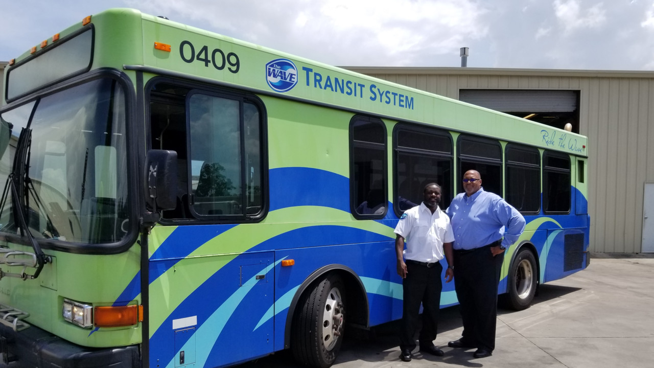 First Transit Awarded Transit Management Contract For