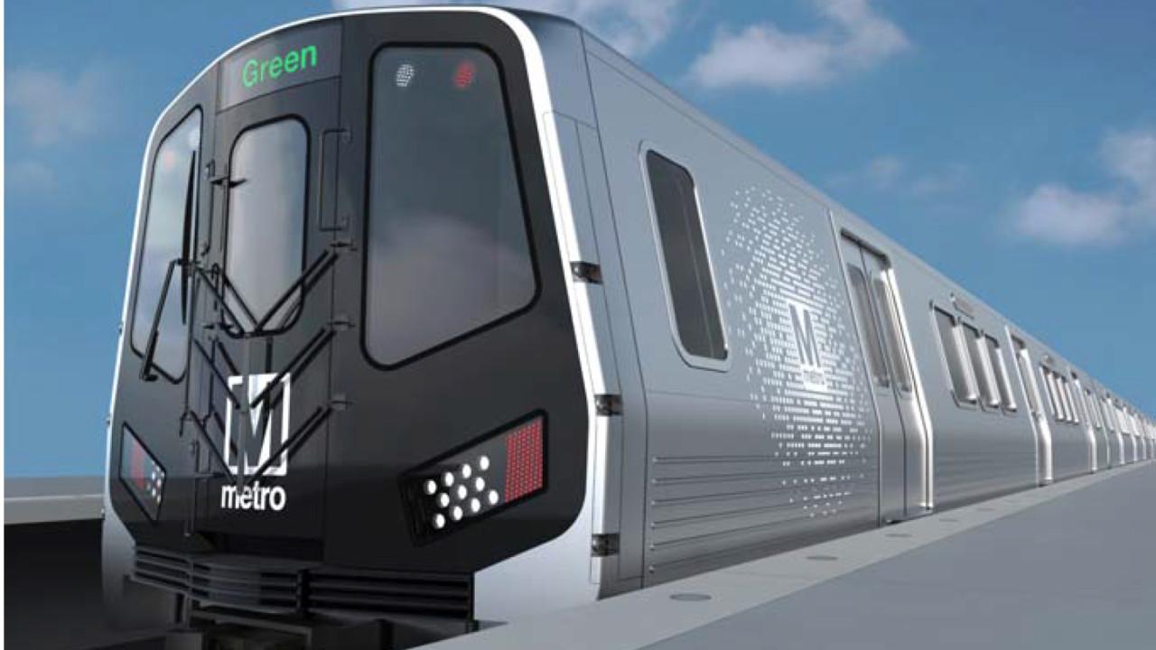 Washington Metropolitan Area Transit Authority Begins 8000