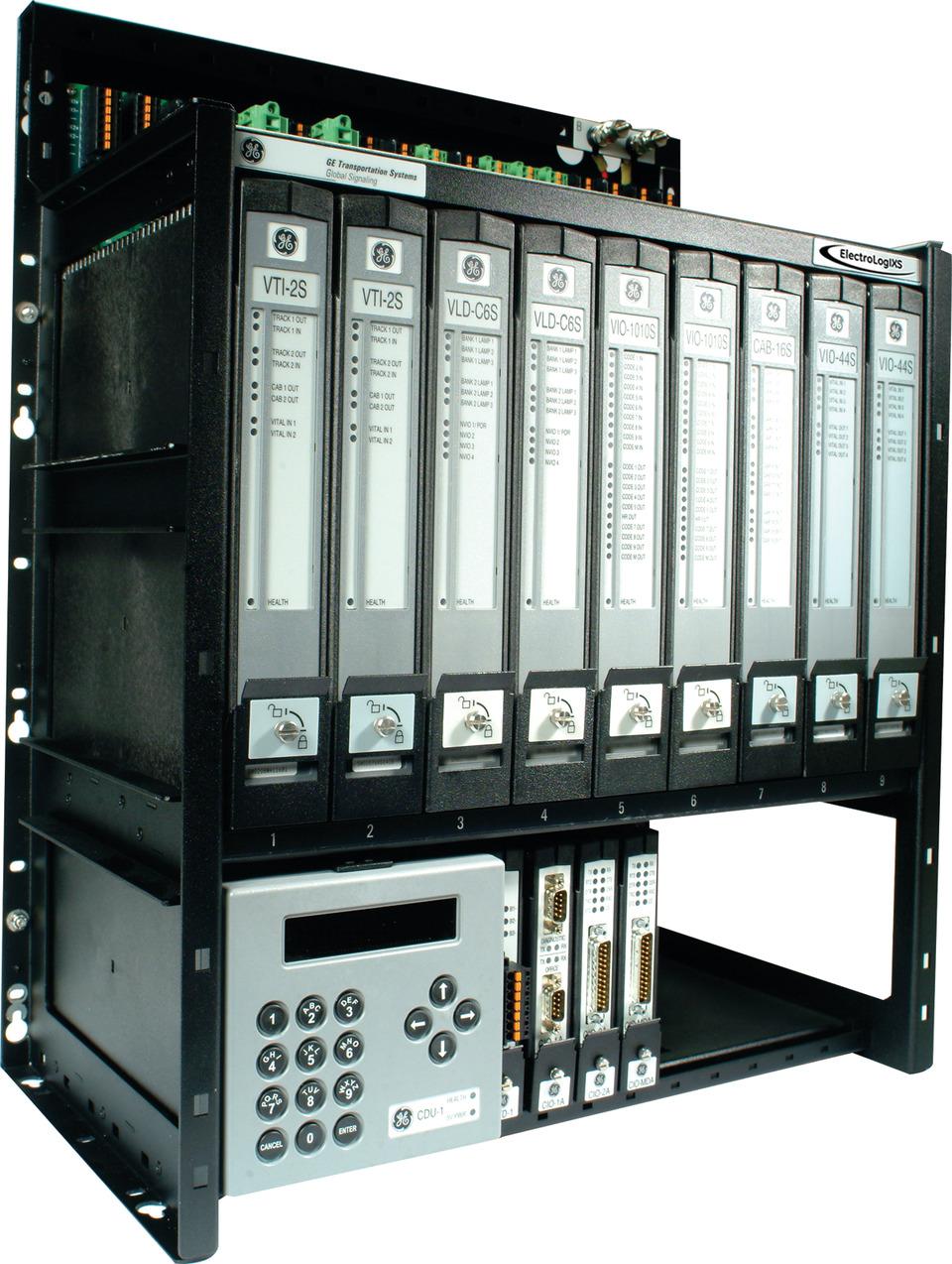 Ge Transportation Rail Electrologixs In Technology