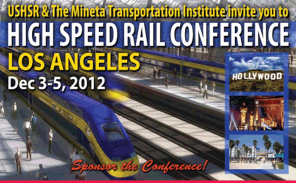America High-Speed Rail Update