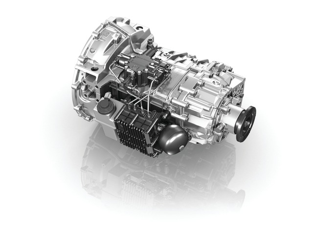 Always in the Right Gear: ZF Bus Transmissions — from Manual to