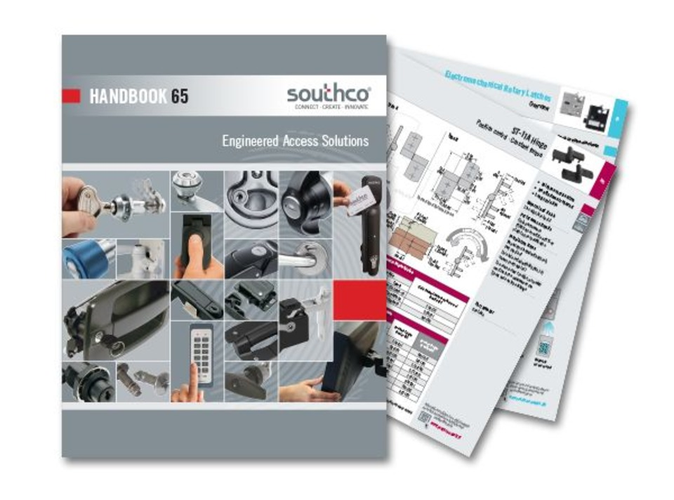 Southco Launches New Product Handbook