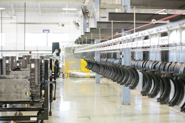 Bendix Remanufactured Brake Shoe Production Surpasses 4 Million Units