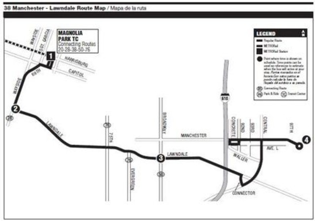Metro Buses Ready To Roll On New Southeast Houston Route