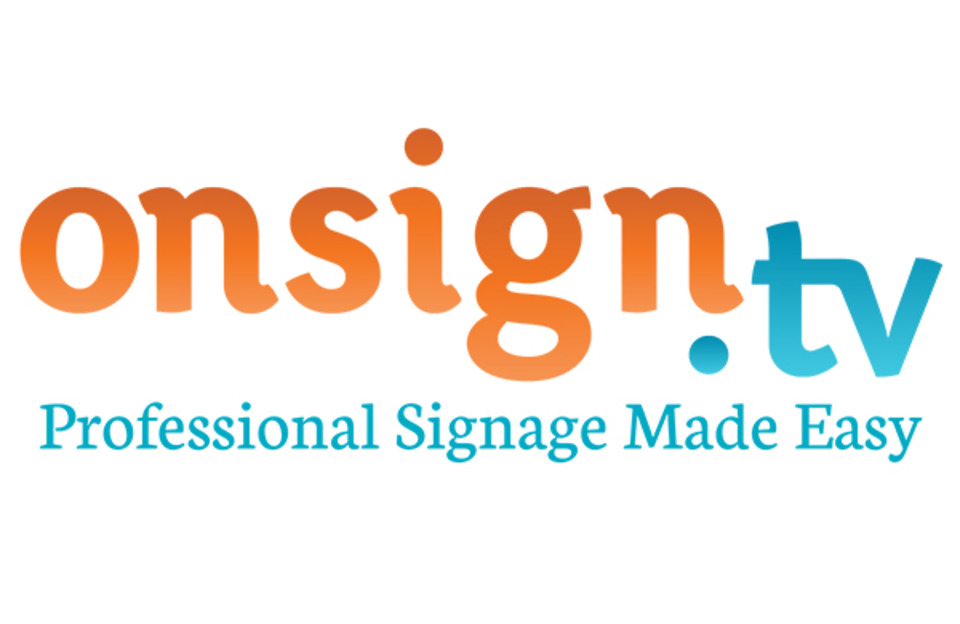 Image result for onsign tv