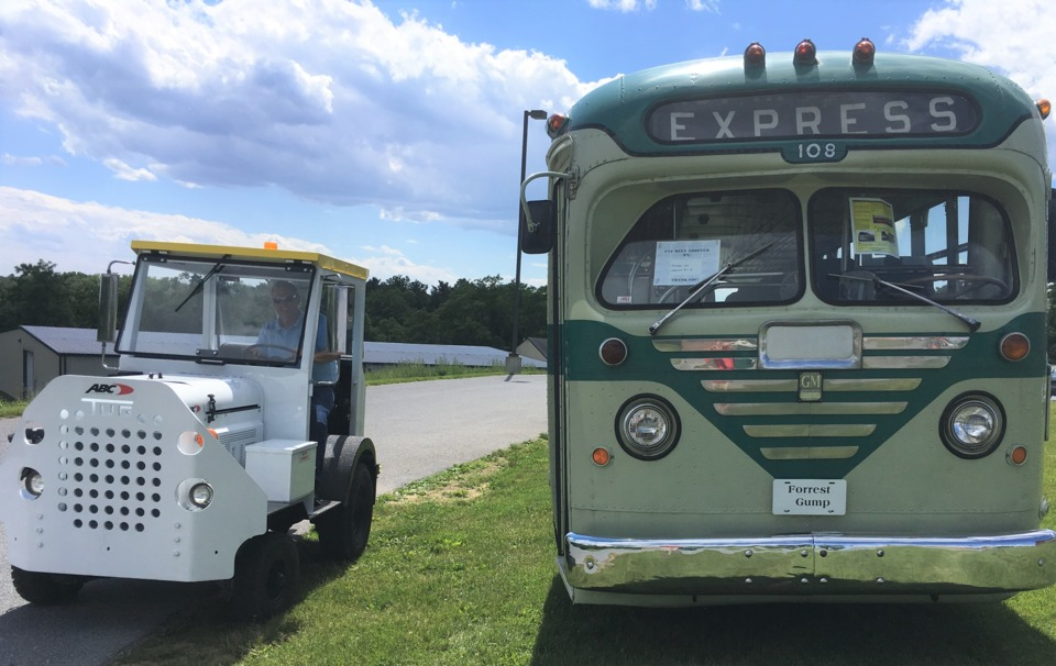 ABC Companies Donates to Museum of Bus Transportation