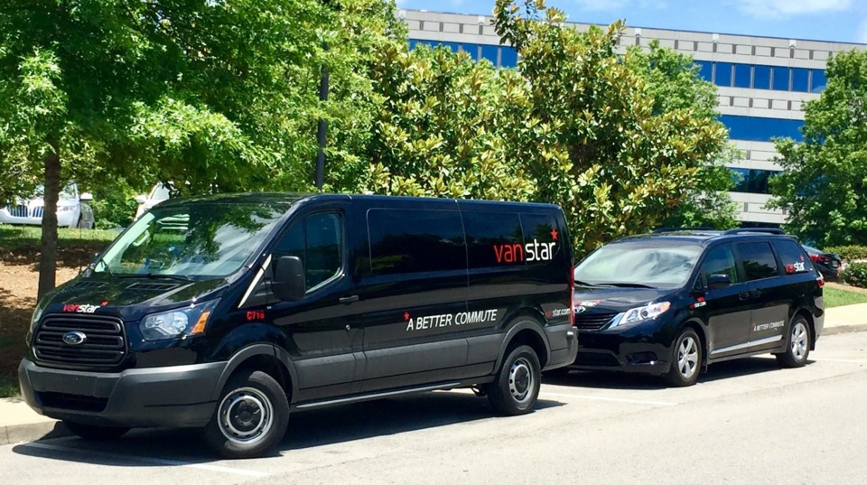 77e5ad1d89 The TMA Group and VanStar to Unveil Newest Vanpool Vehicles