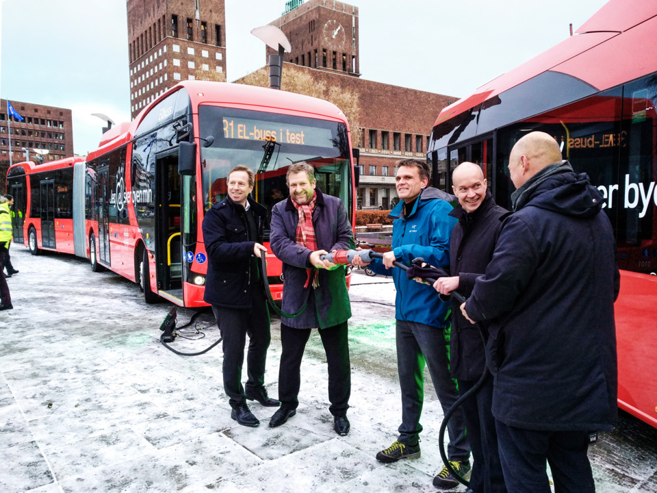8a4e6b571 Norway Puts First Two BYD Articulated Electric Buses in Europe in ...