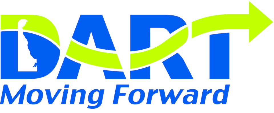 Image result for dart delaware logo
