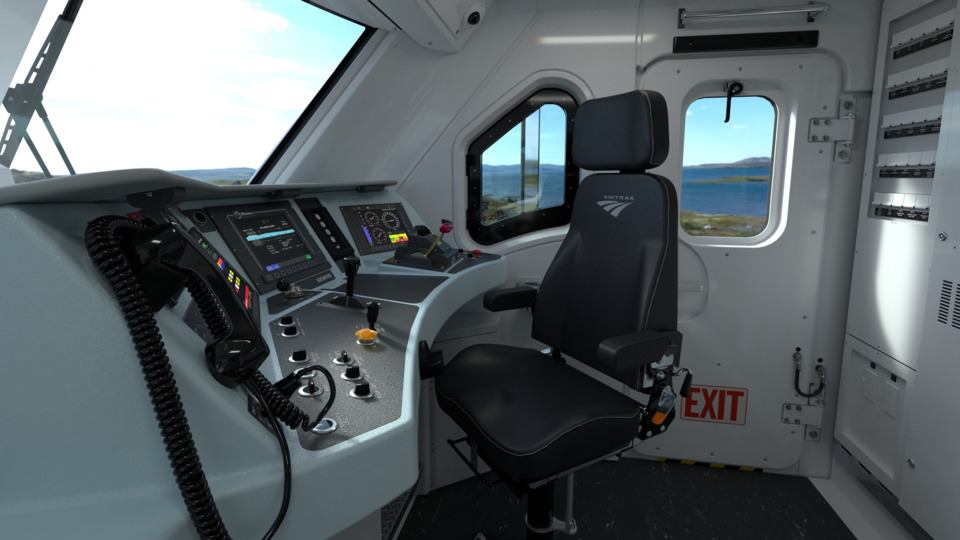 Siemens Mobility to supply 75 Charger locomotives to Amtrak