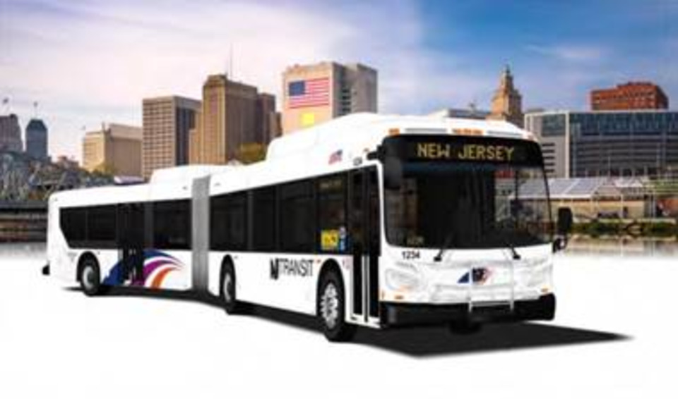 Nj Transit Awards Contract For Articulated Buses To New Flyer