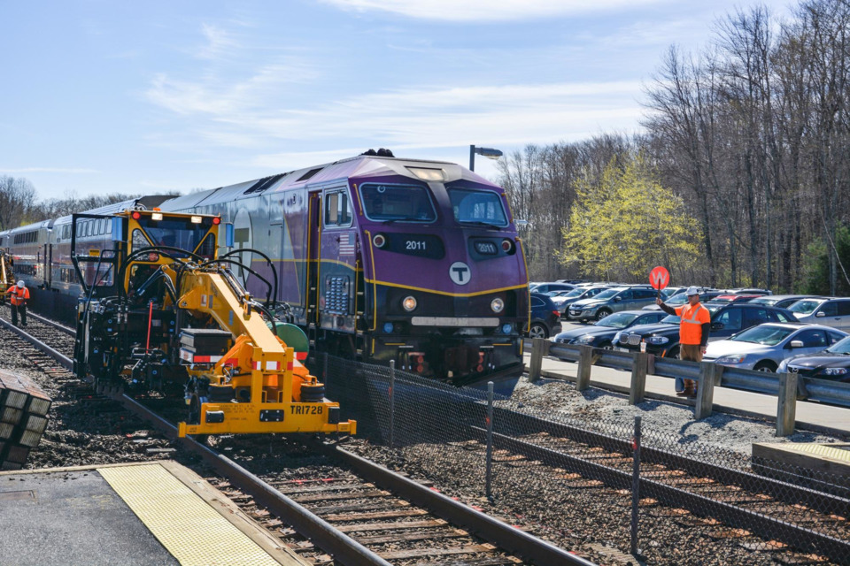 FRA Approves MBTA Positive Train Control Program Extension