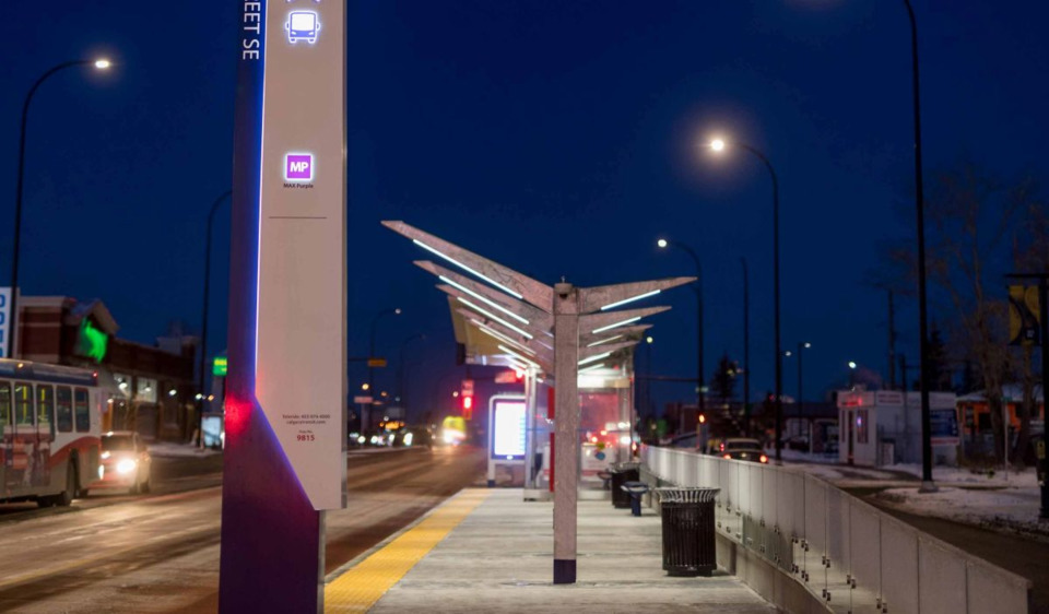 Stantec Designs First Bus Rapid Transit Line to Open in Calgary