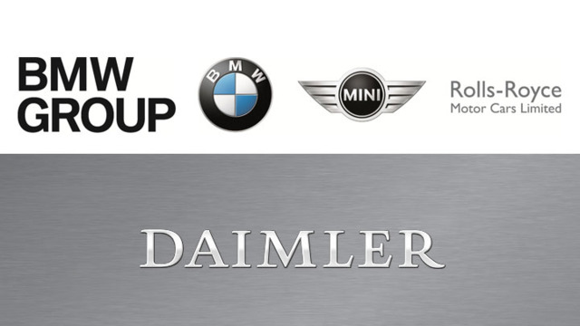 Bmw Group And Daimler Ag To Develop Joint Mobility Services