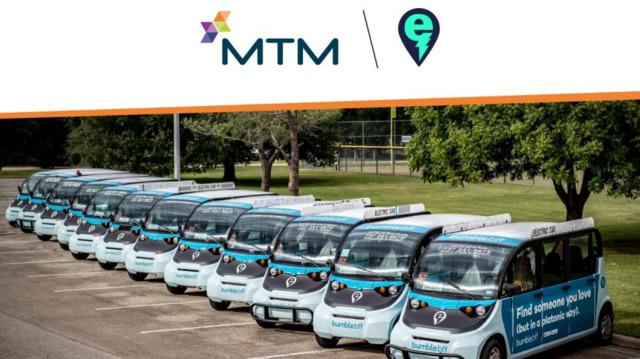 MTM, eCab form partnership to explore microtransit options