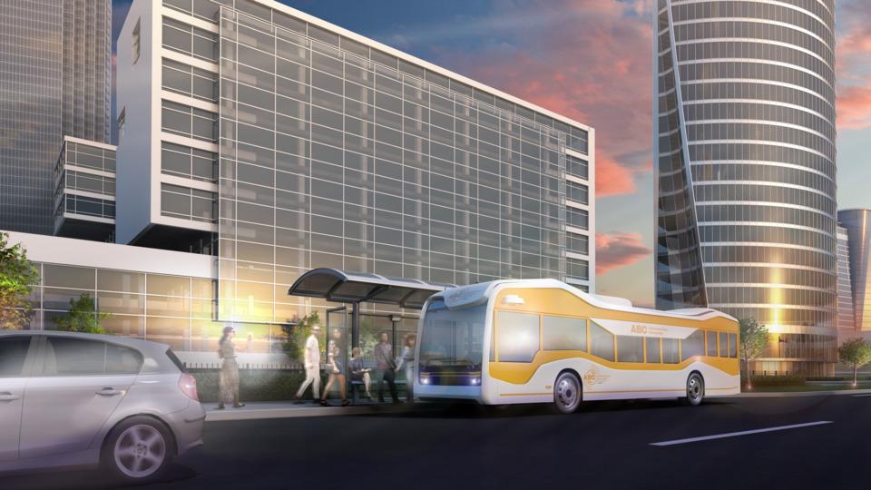 Bus consortium formed to evaluate autonomous technology