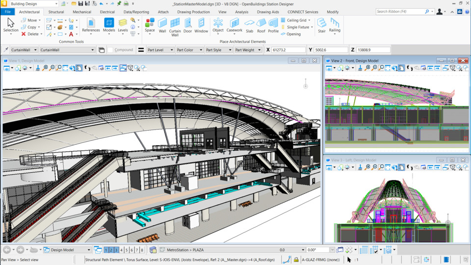 Bentley Systems announces the availability of OpenBuildings