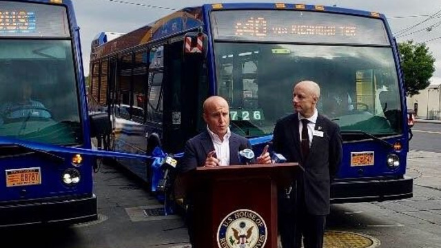 New state-of-the-art bus fleet, contactless fare payment system