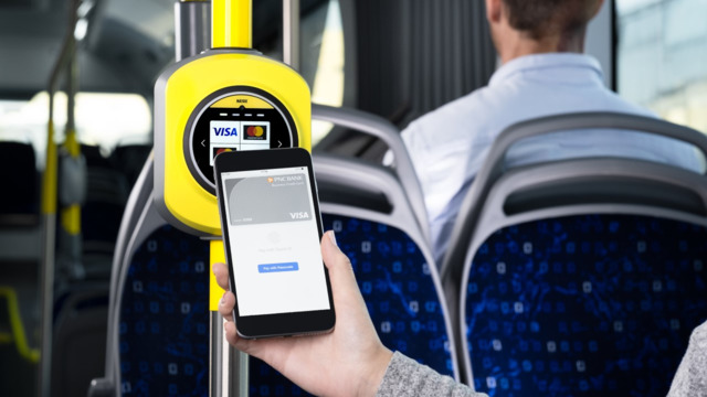Nayax to provide open payment options for public transportation