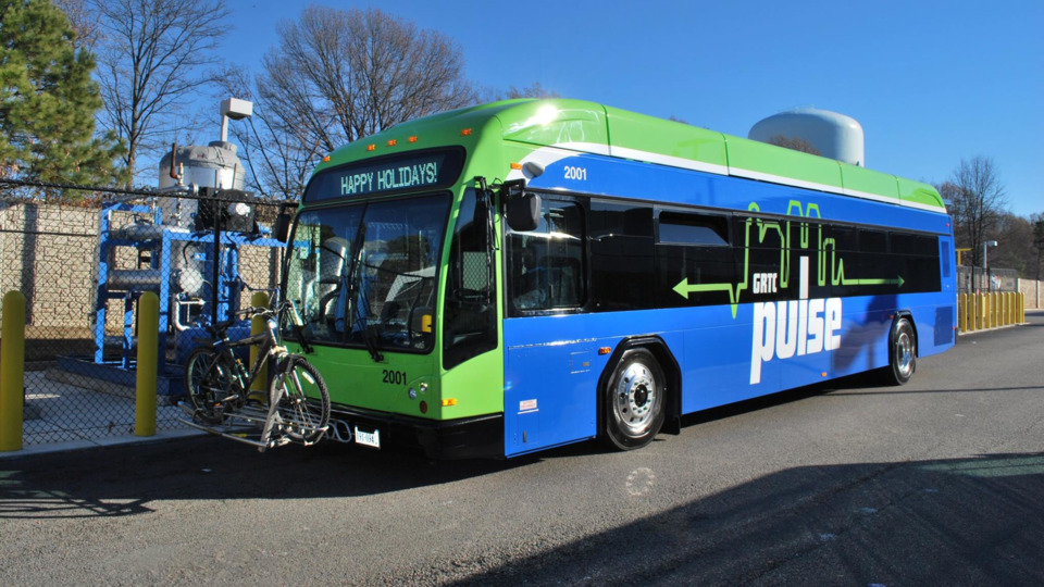 GRTC readies to mark one-year anniversary of Pulse bus service