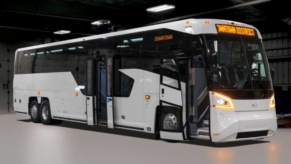 State Road And Tollway Authority Orders 77 Mci Vehicles