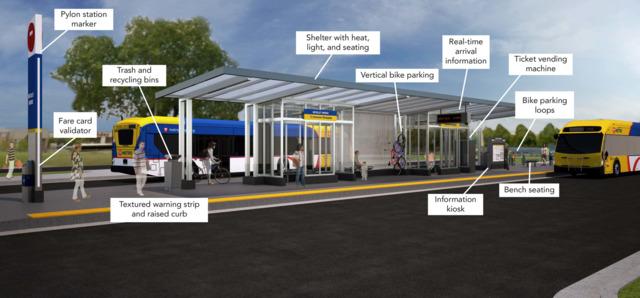 METRO Orange Line funding agreement expected soon
