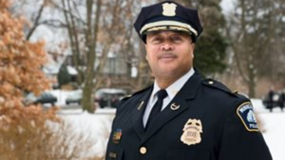 Metro Transit Police Department names next chief of police