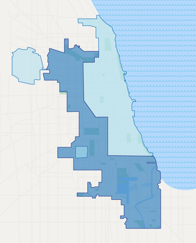 Via expands citywide in Chicago
