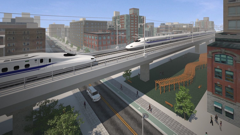 Texas Central signs design-build contract with Salini ...