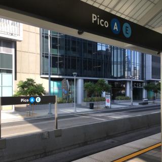 L.A. Metro reopens A Line train Nov. 2