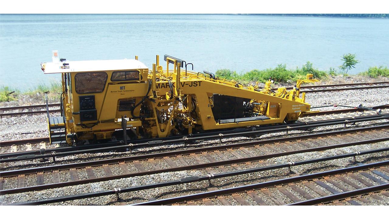 Collision Repair Center >> Mk IV Production/Switch Tamper | Mass Transit