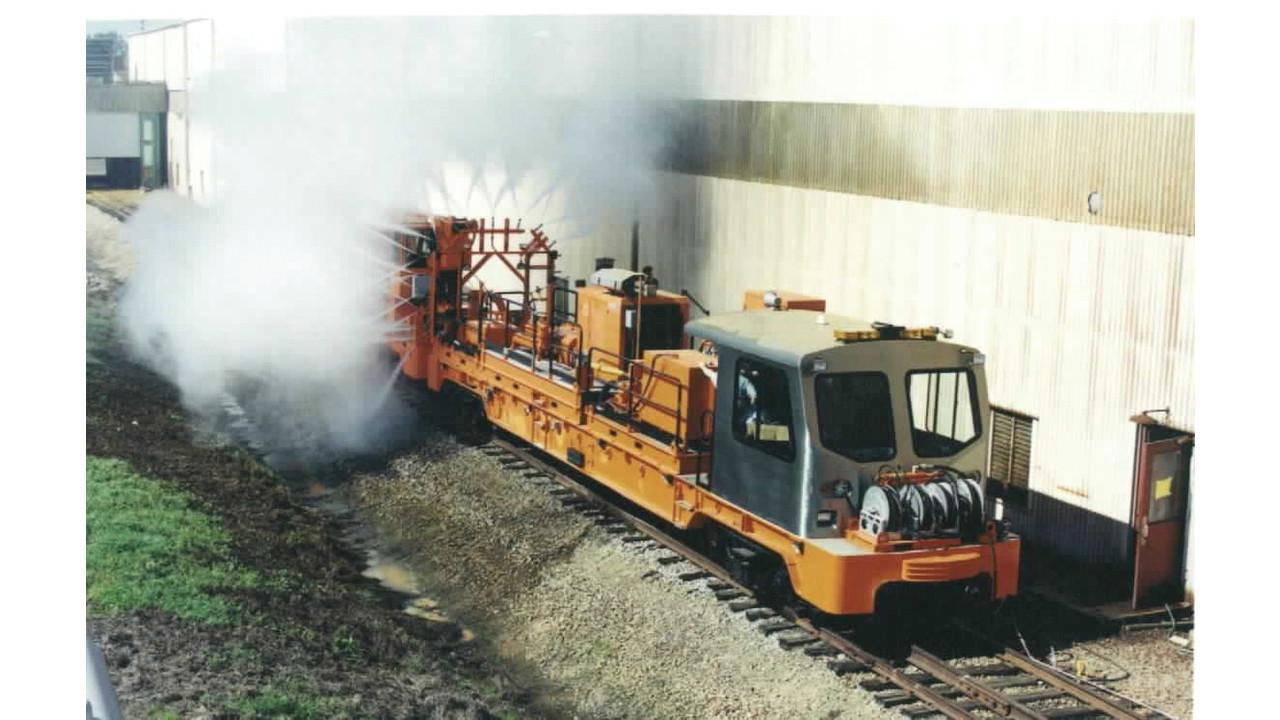 Tunnel Washer Mass Transit