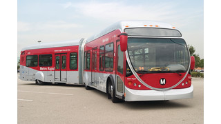 5-Door Hybrid-Electric Articulated 60-BRT